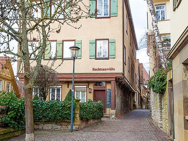 Kompetente Rechtsberatung durch erfahrene Anwälte von RBB in Schwäbisch Hall